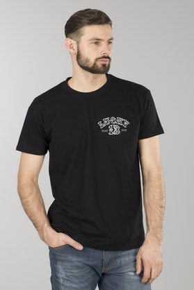 T-Shirt Lucky 13 Jenn Czarny