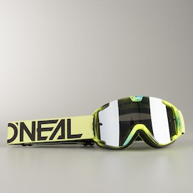 O'Neal B-30 INK Children's MX goggles HiVis