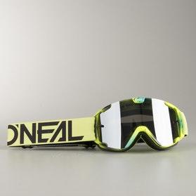 MX Brýle Dětské O'Neal B-30 INK Žlutozelené