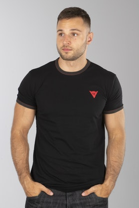 T-Shirt Dainese Protection Czarny