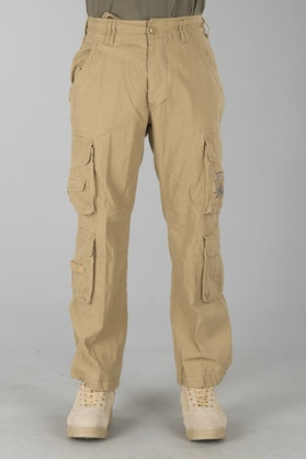 Spodnie Brandit Pure Vintage Beżowe