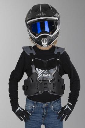 Chránič hrudi-Atlas-Defender-Stealth-Dětský model