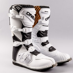 O'Neal Rider Boots White