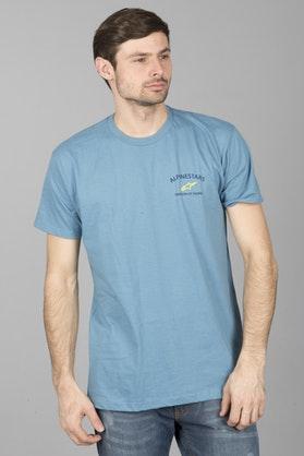 T-Shirt Alpinestars Creedo Tee Słupkowy