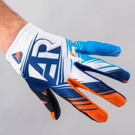 Rękawice Answer A16 Alphaair niebiesko-pomarańczowe
