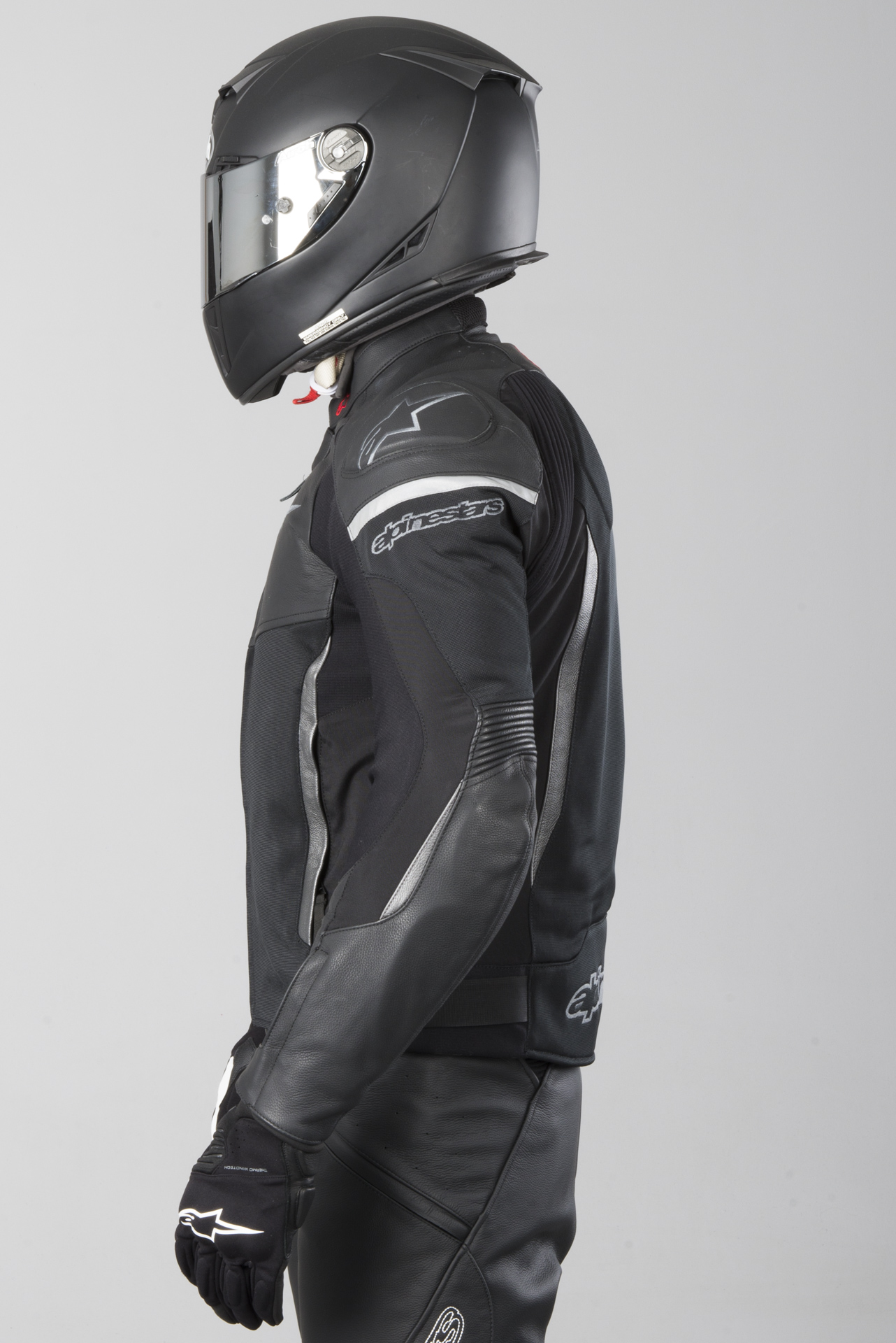 Jakke Alpinestars SP X Air, Sort