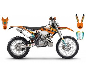 HG Decal Kit KTM Enduro Replica 2016