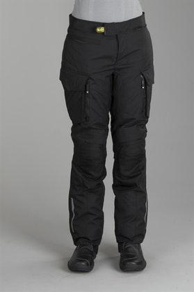 Spodnie Revit Outback Damskie Krótkie Czarne