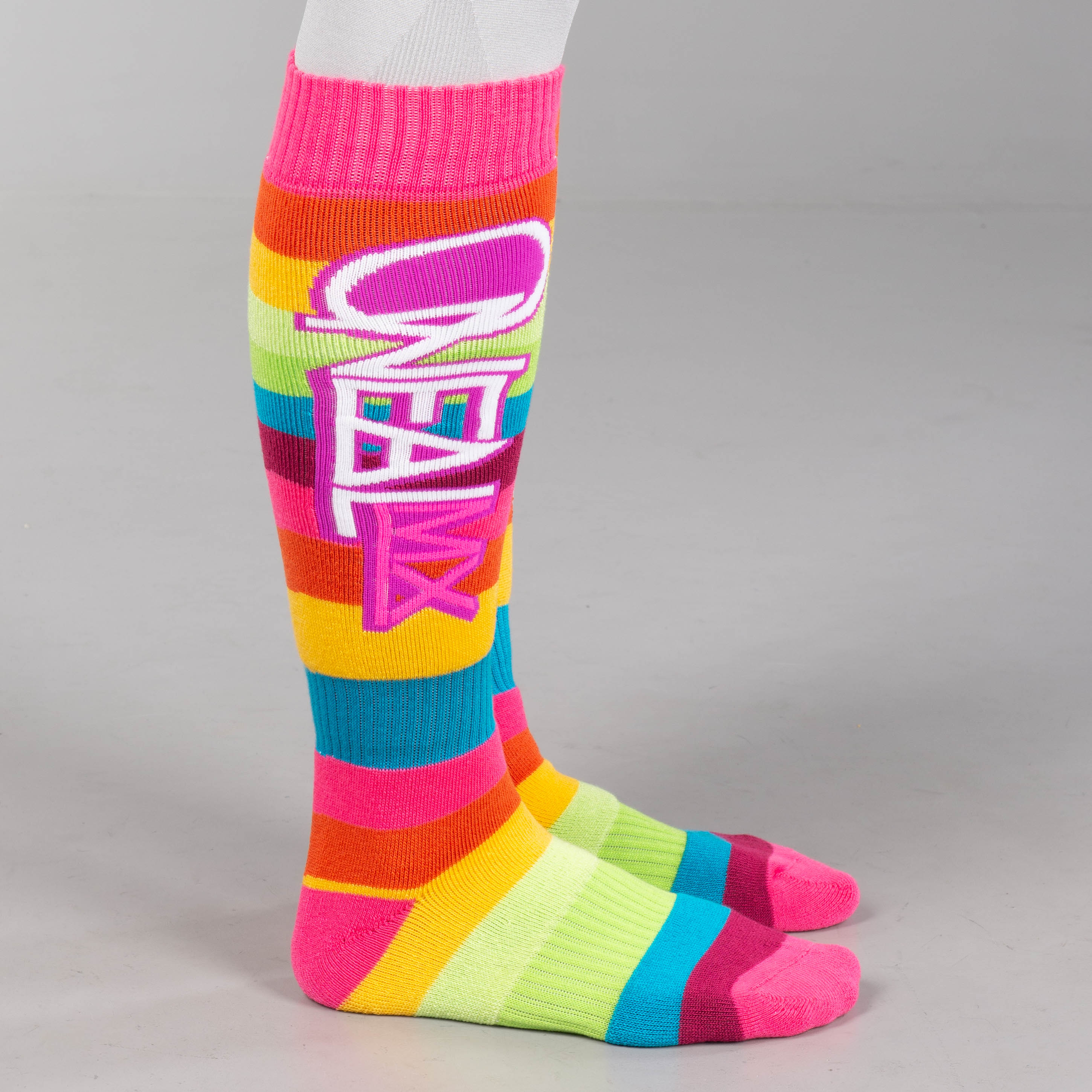 ONeal Pro MX Sock RAINBOW One Size