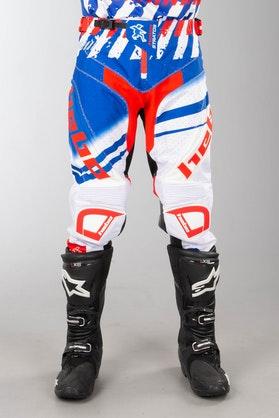 Spodnie Stratos Białe