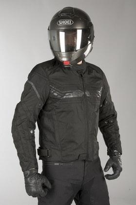IXS Sport RS-400-ST Jacket Black