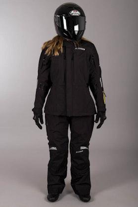 Odzież MC Klim Altitude Czarny Kobieta