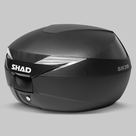 Kufer motocyklowy Shad SH39 Czarny