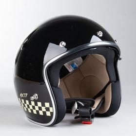 IXS 77 2.0 Helmet Black-White