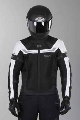 IXS Levante Jacket Black-White Womens