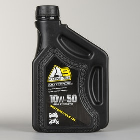 A9 Racing Semi Synthetic 10W-50 1L engine oil