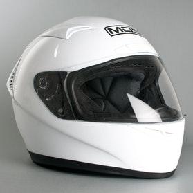 Kask MDS New Sprinter biały