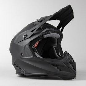 IXS 189 MX Helmet Matte Black-White