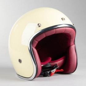 RXA Classic A-611C Open Helmet Beige