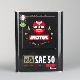 Olej mineralny Motul Classic 50W 2L