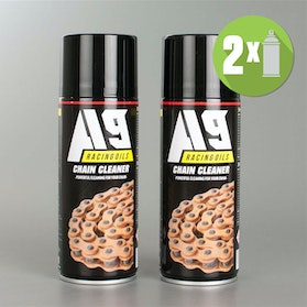 A9 Chain Cleaner 2-pak (2 x 400ml)