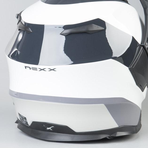 Adventure Helma Nexx X.WED2 Duna Černo-Bílá
