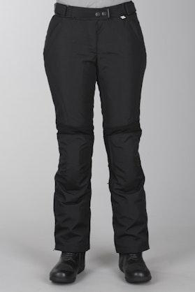 spodnie Krótki IXS Aurora Czarny Kobieta