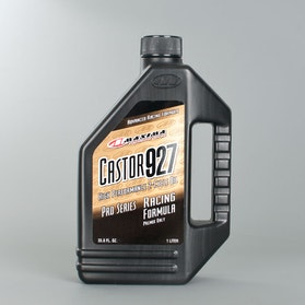 Maxima 927 Castor Oil 2stroke Racing 1L