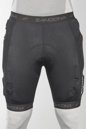 Zandona Soft Active Protection Shorts Black