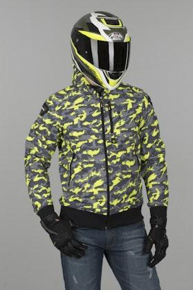 Bluza z Kapturem Richa Atom Moro Fluorescencyjna