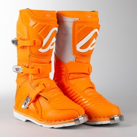 Crossstøvler Acerbis X-Kid Junior, Orange