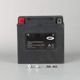 Akumulator motocyklowy JMT V-TWIN wg.modelu baterii