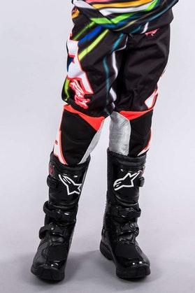 JT Racing Youth Flex MX Pant Flow Black
