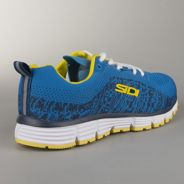 Sidi Gossip Shoes Blue-Yellow
