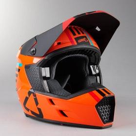 Crosshjelm Leatt GPX 3.5 Junior V19.2 ECE Junior, Orange