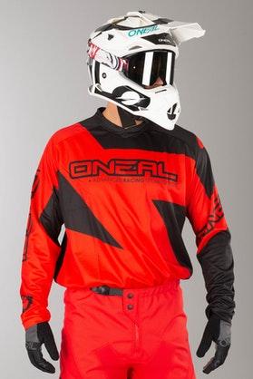 Bluza Cross O'Neal Matrix Ridewear Czerwona