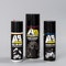 3-pak A9 Brake cleaner, Silicon Spray, All-in-one