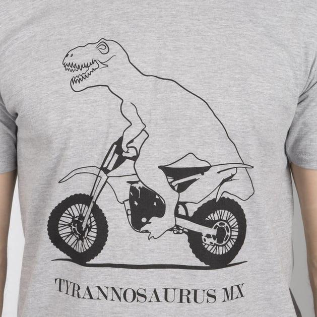 T-Shirt 24MX T-MX, Grå