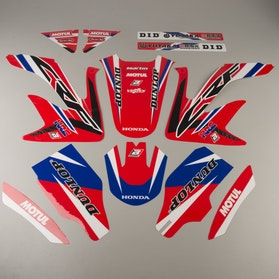 Naklejki Blackbird Replica Team HRC 2016