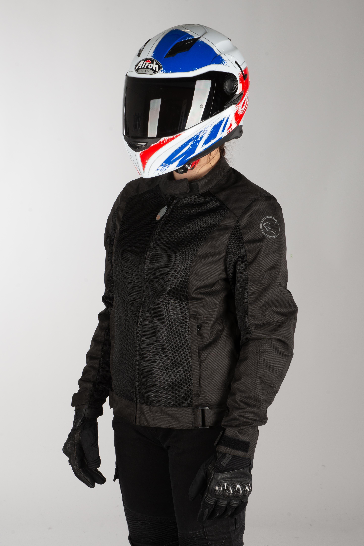 BERING Giacca moto RIKO Nero XL