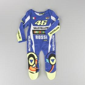 Body Dziecięce VR46 Valentino Rossi Niebieskie