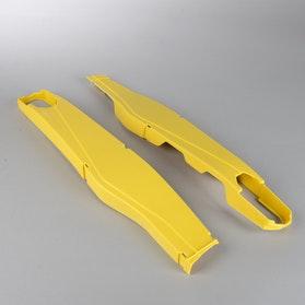 Chrániče Vidlic Polisport Žluté