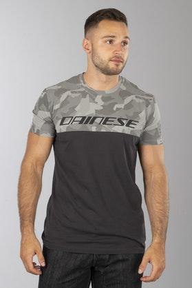 T-Shirt Dainese Moro Szary