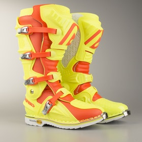 Acerbis X-Move 2.0 Boots Yellow-Orange