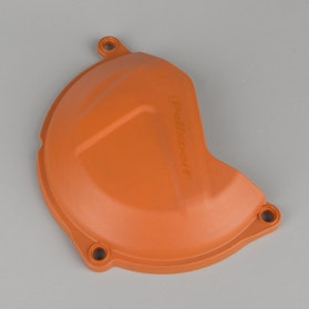 Polisport Clutch Cover Guard Orange