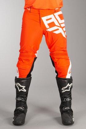 Crossbukser Acerbis X-Flex Andromeda, Orange/Hvid