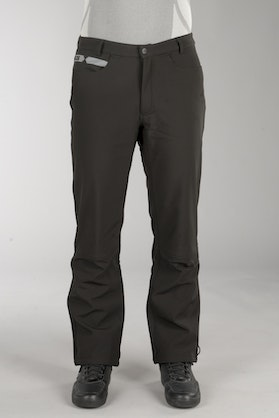 IXS Funktions Softshell Trousers Black