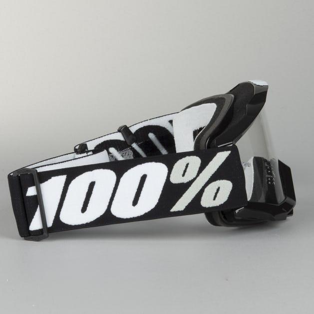 100% Accuri Tornado Goggles Black