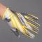 One Industries Zero Gloves Yellow