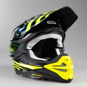 Kask Cross Shoei VFX-WR Grant